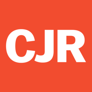 Logo Columbia Journalism Review