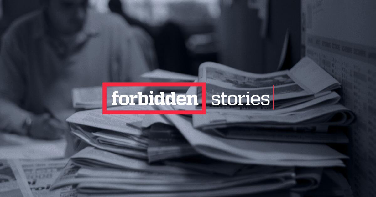 Project Miroslava • Forbidden Stories